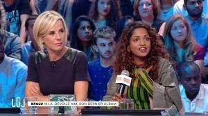 Laurence Ferrari dans le Grand Journal - 16/09/16 - 12
