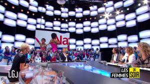 Laurence Ferrari dans le Grand Journal - 16/09/16 - 14