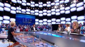 Laurence Ferrari dans le Grand Journal - 16/09/16 - 15