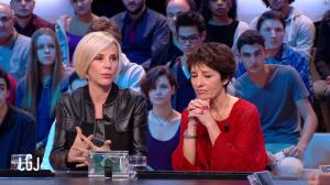 Laurence Ferrari dans le Grand Journal - 25/11/16 - 02
