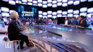 Laurence Ferrari dans le Grand Journal - 25/11/16 - 05
