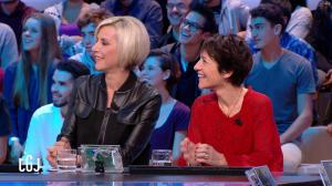 Laurence Ferrari dans le Grand Journal - 25/11/16 - 10
