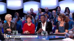 Laurence Ferrari dans le Grand Journal - 25/11/16 - 15