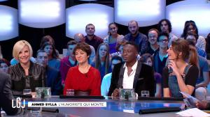 Laurence Ferrari dans le Grand Journal - 25/11/16 - 16