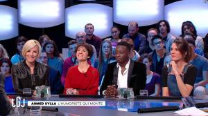 Laurence Ferrari dans le Grand Journal - 25/11/16 - 17