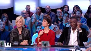 Laurence Ferrari dans le Grand Journal - 25/11/16 - 18