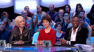 Laurence Ferrari dans le Grand Journal - 25/11/16 - 19