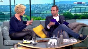 Laurence Ferrari dans Salon VIP - 04/03/17 - 06