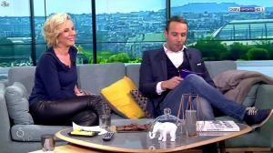 Laurence Ferrari dans Salon VIP - 04/03/17 - 08