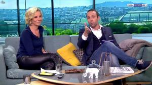 Laurence Ferrari dans Salon VIP - 04/03/17 - 10