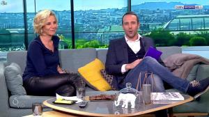 Laurence Ferrari dans Salon VIP - 04/03/17 - 11