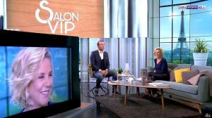 Laurence Ferrari dans Salon VIP - 04/03/17 - 12