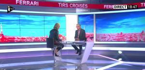 Laurence Ferrari dans Tirs Croisés - 16/06/16 - 06
