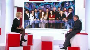 Laurence Ferrari dans Vivement la Télé - 05/03/17 - 02