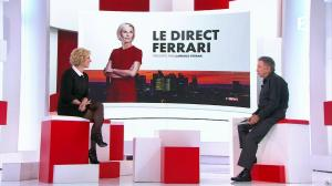 Laurence Ferrari dans Vivement la télé - 05/03/17 - 08