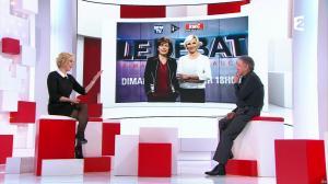 Laurence Ferrari dans Vivement la Télé - 05/03/17 - 11