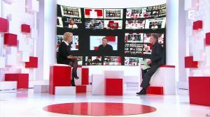 Laurence Ferrari dans Vivement la Télé - 05/03/17 - 15