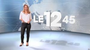 Laurie Desorgher dans le 12-45 - 03/01/17 - 01