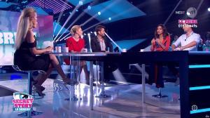 Leïla Ben Khalifa, Emilie Fiorelli et Mélanie Da Cruz dans Secret Story, le Débrief - 08/09/16 - 07
