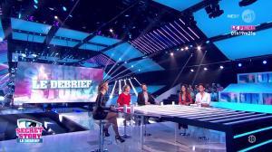 Leïla Ben Khalifa et Emilie Fiorelli dans Secret Story, le Débrief - 08/09/16 - 02