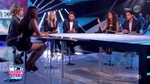 Leïla Ben Khalifa, Emilie Fiorelli et Sophia dans Secret Story, le Débrief - 09/09/16 - 05