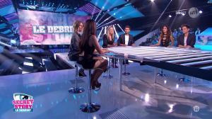Leïla Ben Khalifa, Emilie Fiorelli et Sophia dans Secret Story, le Débrief - 09/09/16 - 07
