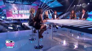 Leïla Ben Khalifa, Emilie Fiorelli et Sophia dans Secret Story, le Débrief - 09/09/16 - 08