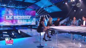 Leïla Ben Khalifa et Nathalie dans Secret Story - 07/11/16 - 17