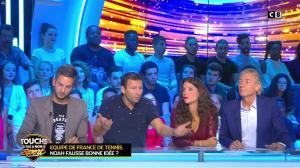 Ludivine Sagna dans Touche pas à mon Sport - 24/09/16 - 03