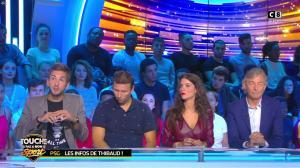 Ludivine Sagna dans Touche pas à mon Sport - 24/09/16 - 08