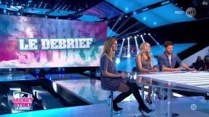Nadege Lacroix dans Secret Story le Debrief - 26/10/16 - 02
