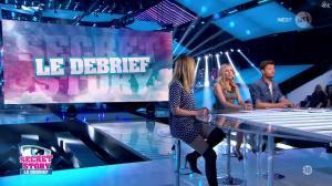 Nadege Lacroix dans Secret Story le Debrief - 26/10/16 - 03