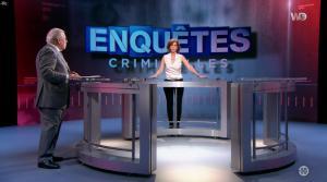 Nathalie Renoux dans Enquêtes Criminelles - 08/02/17 - 04