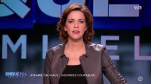 Nathalie Renoux dans Enquetes Criminelles - 11/01/17 - 02