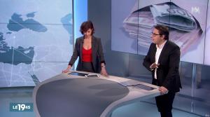 Nathalie Renoux dans le 19 45 - 06/01/17 - 06