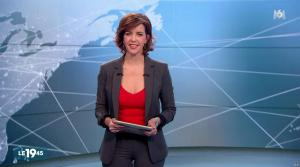 Nathalie Renoux dans le 19 45 - 06/01/17 - 08