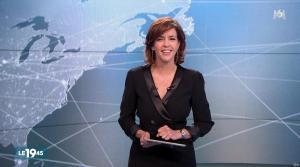 Nathalie Renoux dans le 19-45 - 08/01/17 - 04