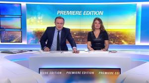 Pascale De La Tour Du Pin dans Première Edition - 05/01/17 - 04