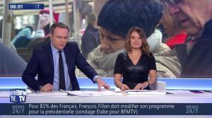 Pascale De La Tour Du Pin dans Première Edition - 05/01/17 - 06