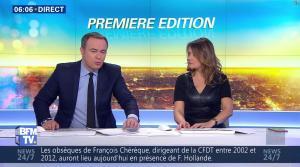 Pascale De La Tour Du Pin dans Première Edition - 05/01/17 - 07