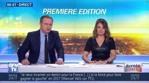 Pascale De La Tour Du Pin dans Première Edition - 05/01/17 - 08