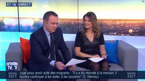 Pascale De La Tour Du Pin dans Première Edition - 05/01/17 - 14