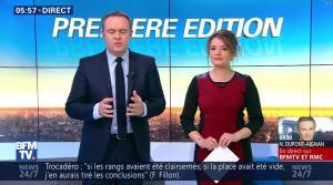 Pascale De La Tour Du Pin dans Première Edition - 08/03/17 - 01