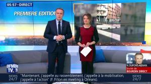 Pascale De La Tour Du Pin dans Première Edition - 08/03/17 - 02
