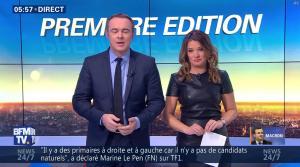 Pascale De La Tour Du Pin dans Première Edition - 08/12/16 - 02