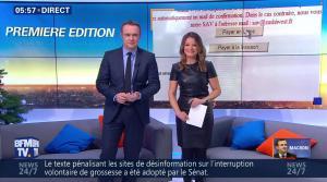 Pascale De La Tour Du Pin dans Première Edition - 08/12/16 - 04