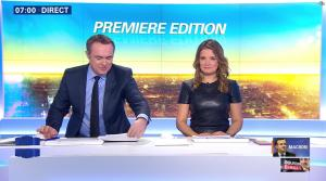 Pascale De La Tour Du Pin dans Première Edition - 08/12/16 - 15