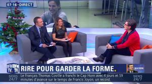 Pascale De La Tour Du Pin dans Première Edition - 08/12/16 - 16