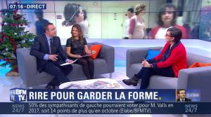 Pascale De La Tour Du Pin dans Première Edition - 08/12/16 - 17