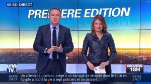 Pascale De La Tour Du Pin dans Première Edition - 10/01/17 - 02